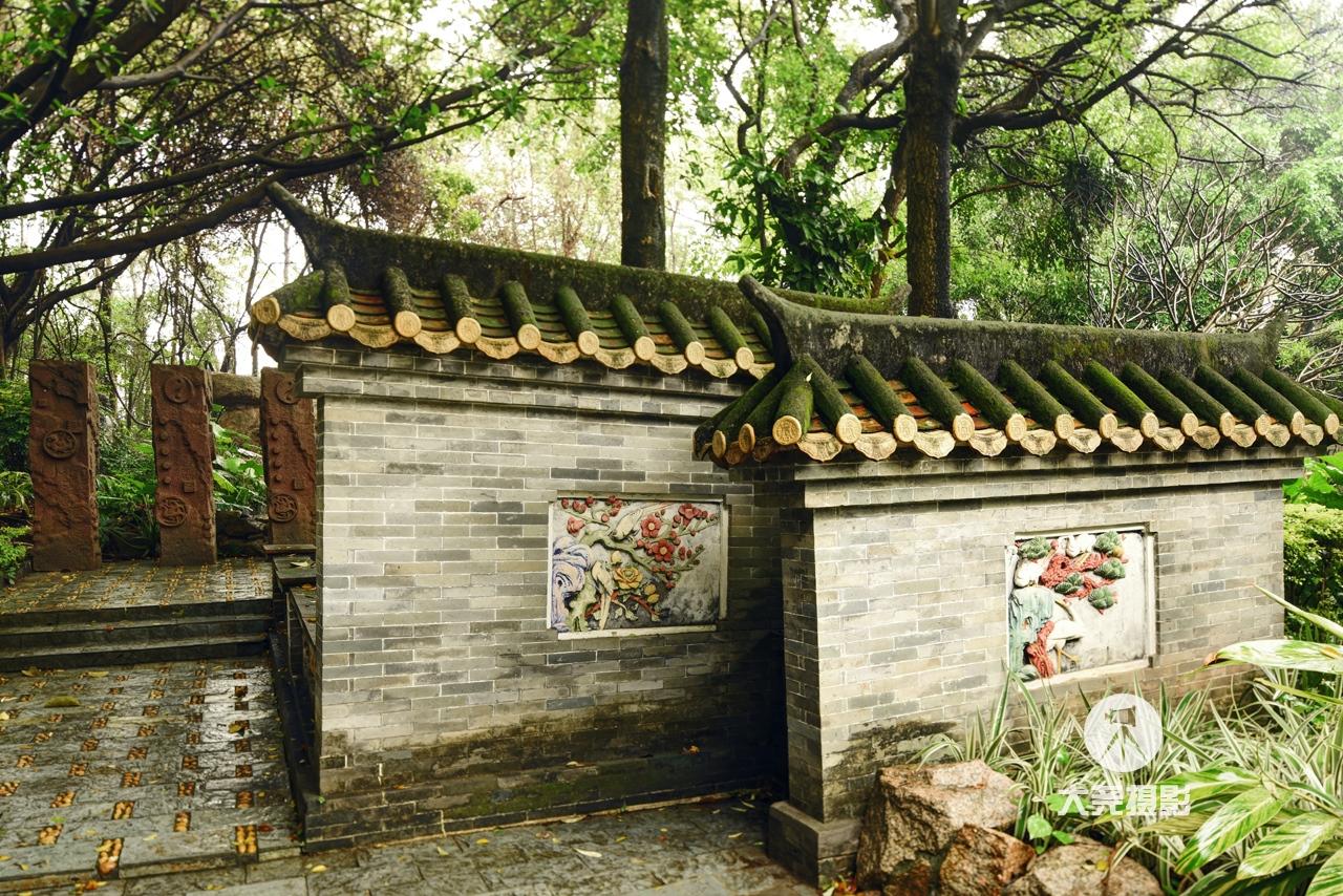 园林景观摄影/中式园林建筑