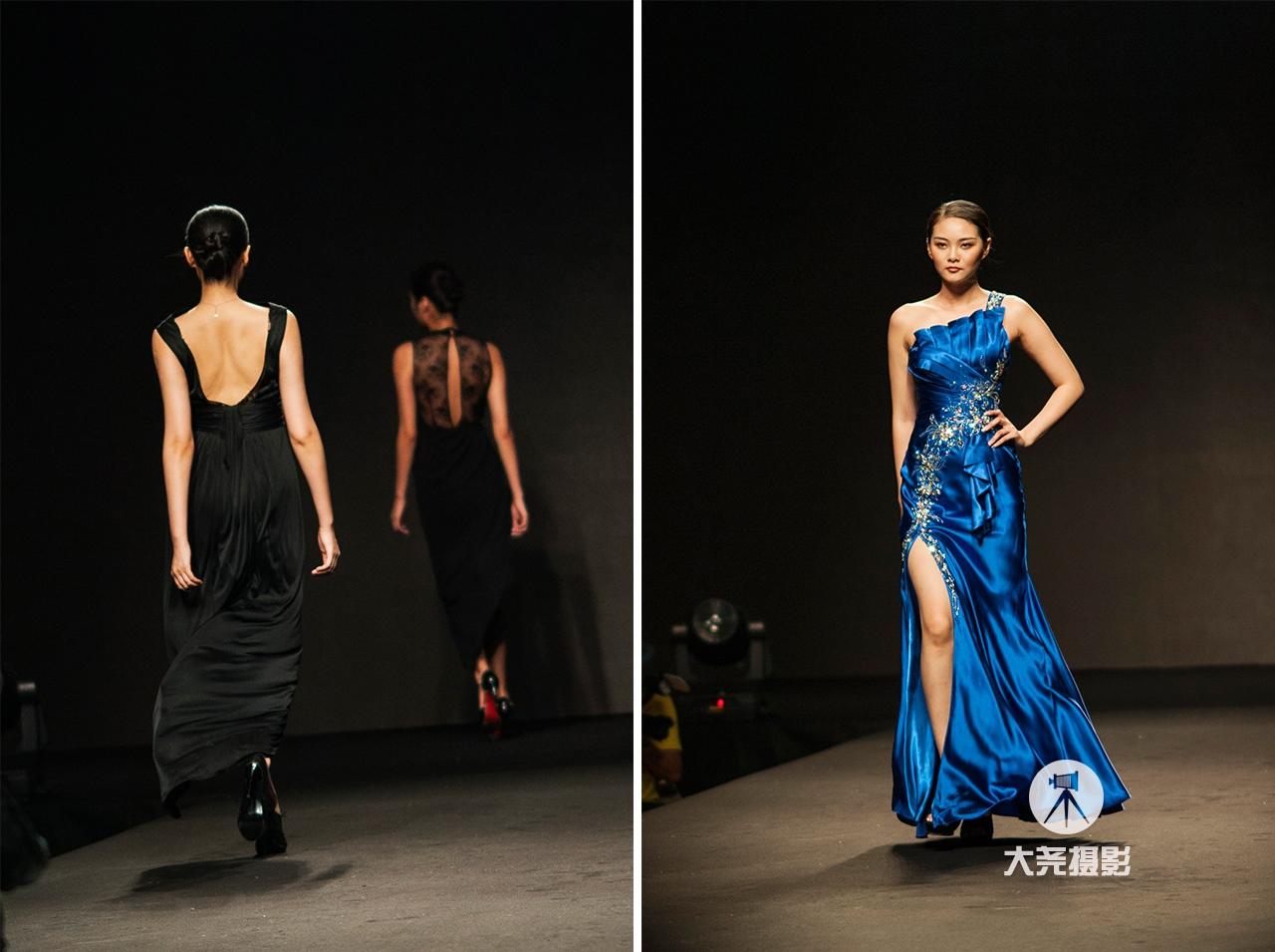 深圳服装晚会走秀拍摄